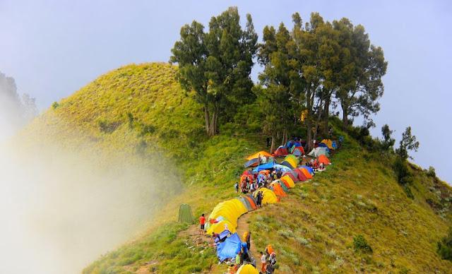 Taman Nasional Gunung Rinjani Lombok