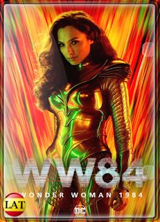 Mujer Maravilla 1984 (2020) DVDRIP LATINO