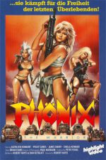 Phoenix the Warrior 1988