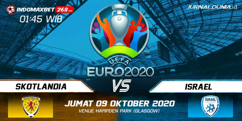 Prediksi Skotlandia vs Israel 09 Oktober 2020 Pukul 01:45 WIB