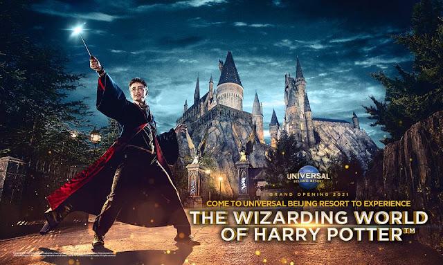 'The Wizarding World of Harry Potter' será inaugurado no Universal Beijing Resort em 2021 | Ordem da Fênix Brasileira
