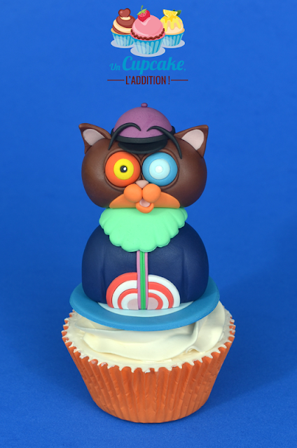 Cupcakes « Les Chats de James Frye » - Wondercats