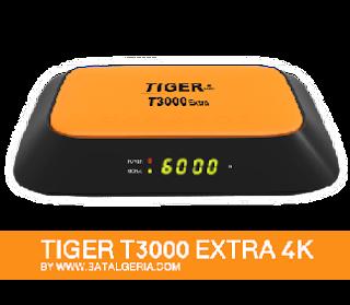 اخر تحديث رسيفر تايجر TIGER T3000 EXTRA اصدار 3.7.6