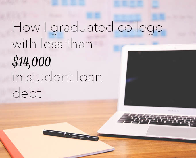 Six ways I saved and earned to avoid paying thousands in student loan debt