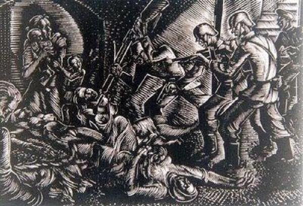 Η σφαγή στο Κομμένο: Ενα ακόμη έγκλημα χωρίς τιμωρία