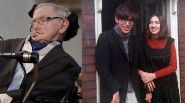 Kisah inspiratif Stephen Hawking