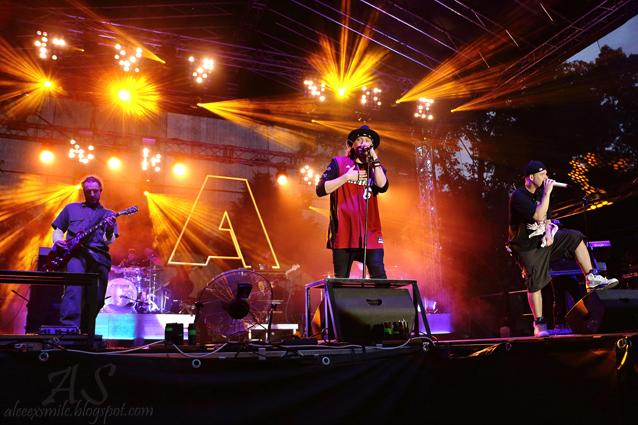 Koncert zespołu Afromental - Świdnica 19.06.2015 - relacja, reportaż, fotorelacja, zdjęcia Aleksandra Strzelecka