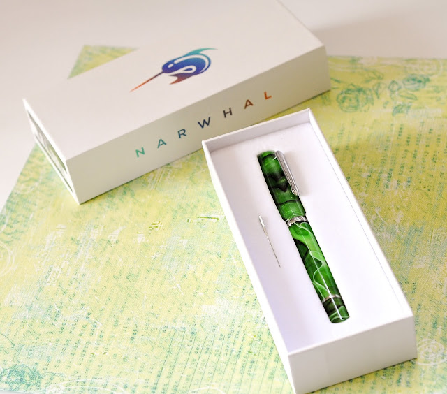 Narwhal fountain pen review