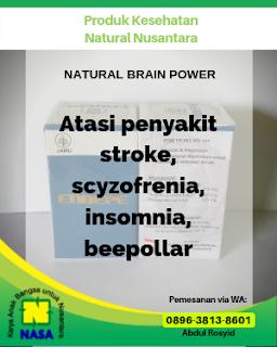 Natural Brain Power 30 Kapsul