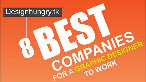 Best Companies for a Graphic Designer to Work