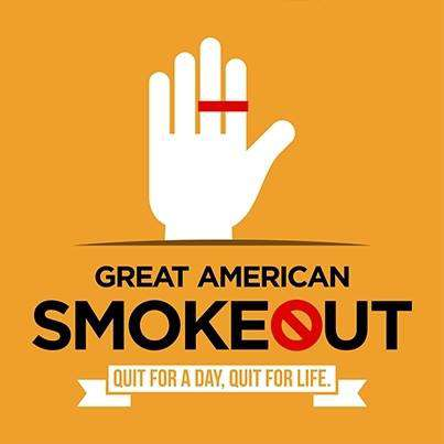 Great American Smokeout Wishes Awesome Images, Pictures, Photos, Wallpapers
