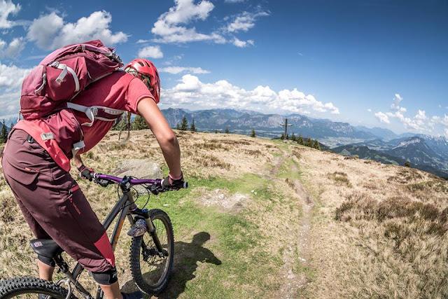 gipfel rosskopf wildschönau mountainbike mtb