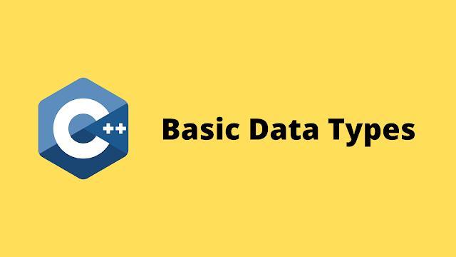 HackerRank Basic Data Types solution in c++ programming