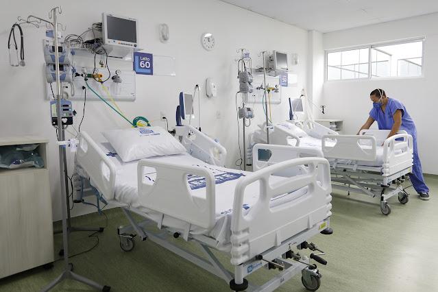 Governo de Pernambuco abre 383 leitos de terapia intensiva em 20 dias