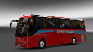Bus Volvo B12BTX - Passenger & BD Shyamoly Skin