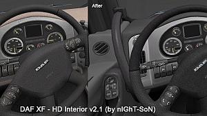 DAF HD interior v 2.1 by nIGhT-SoN