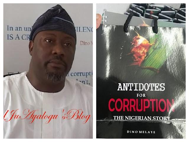 Saraki, Patience Jonathan, others, shut down Abuja for Dino  Melaye's book launch (ph
