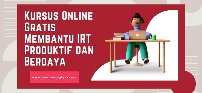 kursus online gratis Indonesia