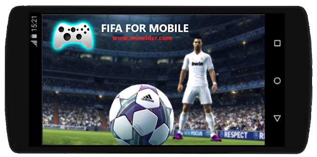 download FIFA 13 for mobile game update 2020
