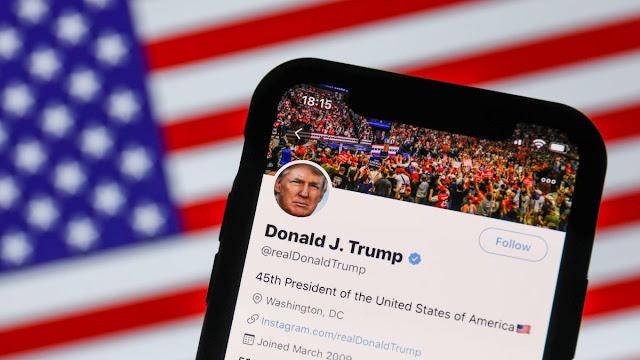 FCC Trump Twitter Social Media