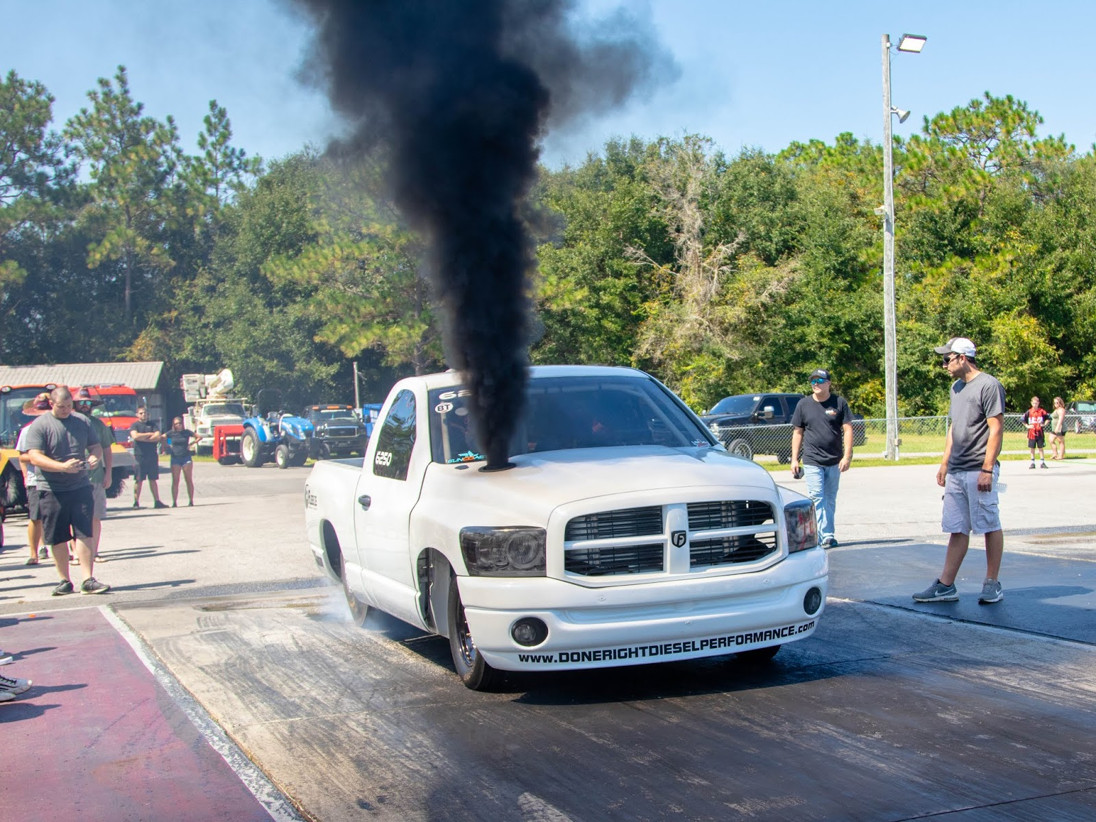 Fastest Diesel Truck >> Toxic Diesel Performance The Fastest Two Wheel Drive