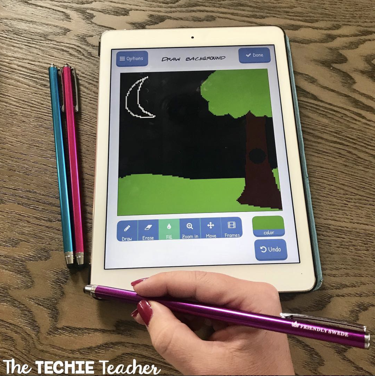 Stylus pens for kids