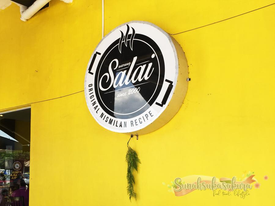 Warung Salai Bt 5 Medan Remis, Port Dickson
