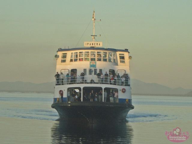 Barcas para Paquetá