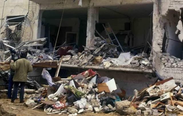 بعد 30 عاما.. إسرائيل تكشف لأول مرة عن آثار قصف جيش صدام العراقي  لتل أبيب بصواريخ سكود وتعترف بعدد القتلى