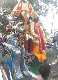 सीता राम विवाह शोभा यात्रा