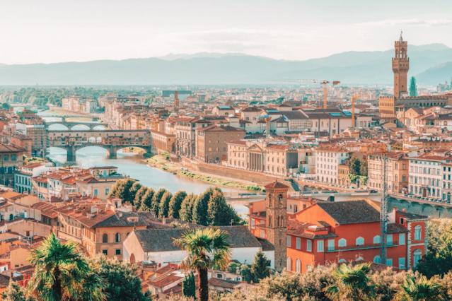 Florence - cái nôi của thời kỳ Phục Hưng