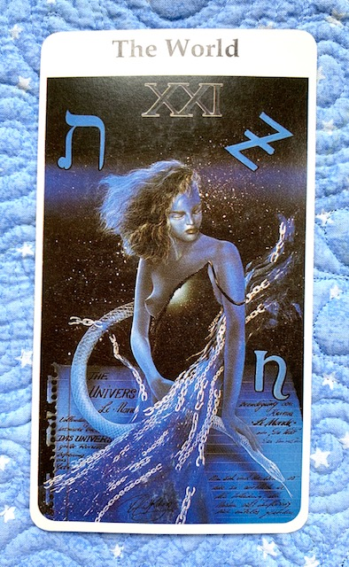 Mother-Tarot-The-World-card-Rohrig Tarot
