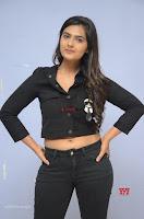 Neha Deshpandey in Black Jeans and Crop Top Cute Pics Must see ~  Exclusive Galleries 012.jpg