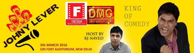 Johny Lever live Delhi