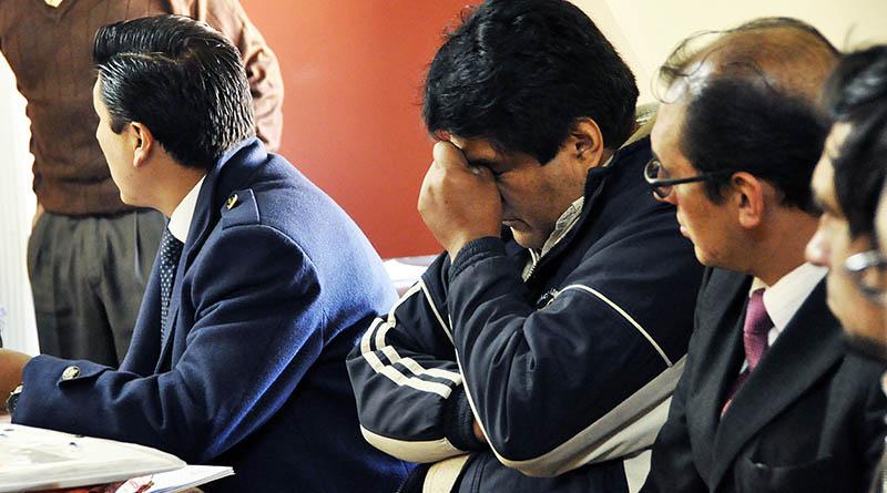 El Alto requiere un tribunal anticorrupción propio para desarrollar sus audiencias