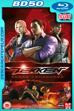 Tekken: Blood Vengeance (2011) BD50