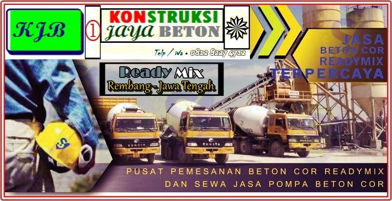 Harga Readymix dan Jayamix Rembang Jawa Tengah