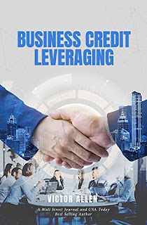 Business Credit Leveraging by Victor Allen - book promotion companies