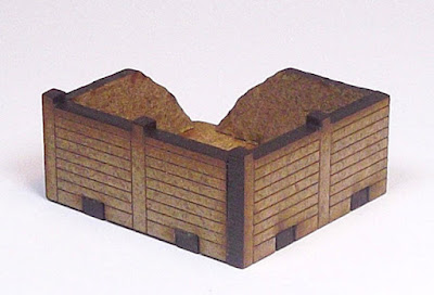 Outward Corner Trench Section T25-10mm-07
