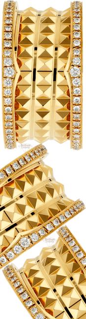Bvlgari B.zero1 The Rock ring #jewelry #brilliantluxury