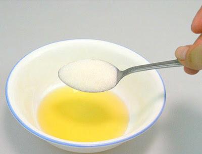 وصفة السكر مع العسل لتقشير الوجه