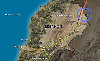 Lebanese town of Arsal