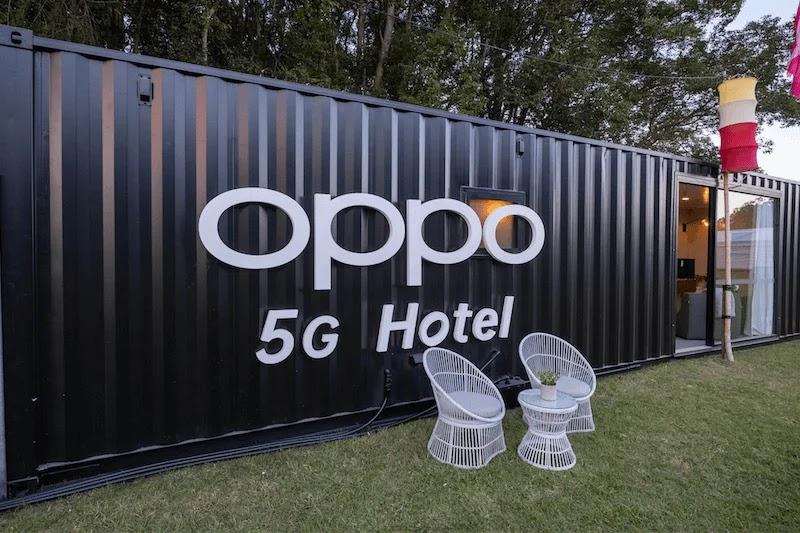 OPPO Boasts World's First 5G-Powered Hotel Down Under