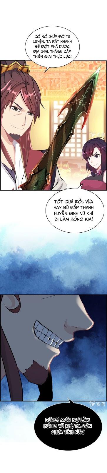 Thần Ma Thiên Sát Chapter 12 video -