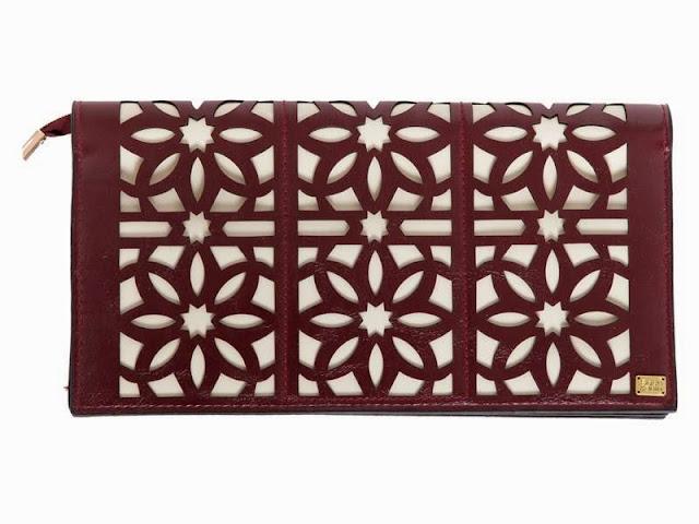 Sash & Belle Handbags Harper Clutch