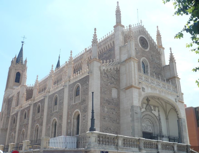 Iglesia de San Jeronimo El Real