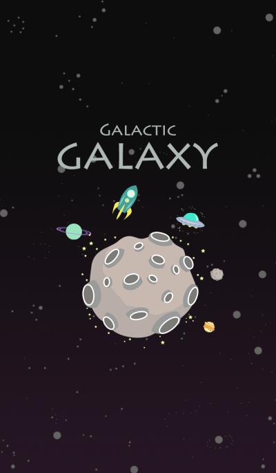Galactic galaxy 2