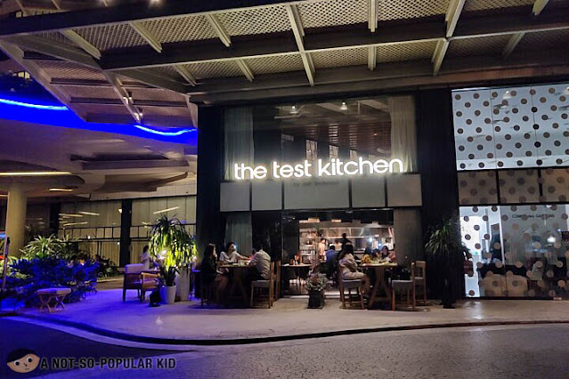 The Test Kitchen in Rockwell, Makati
