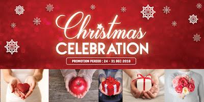 SENHENG Christmas Sales 2016