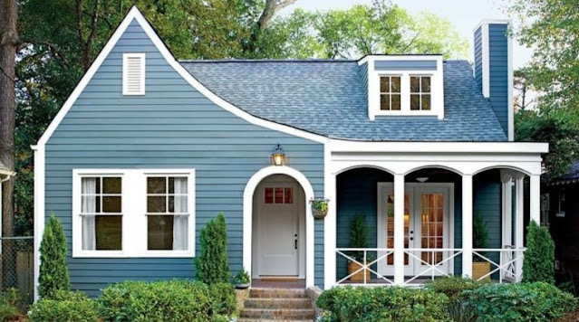 home paint color combination